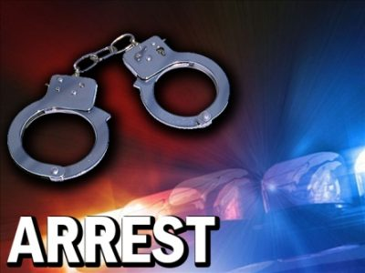 i was arrested